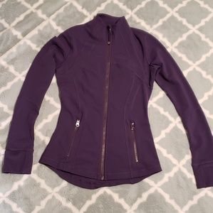Lululemon Define Jacket - Purple size 4